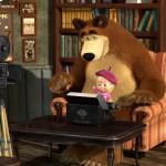 Masha e Orso: amici per sempre, di Oleg Kuzovkov