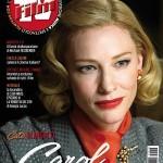Carol in copertina su Film Tv