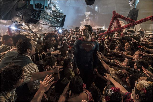 henry cavill in batman vs. superman dawn of justice