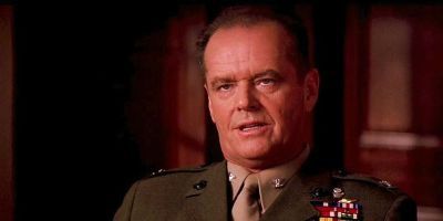 jack nicholson in codice d'onore
