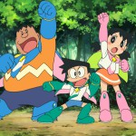 Uscite le prime immagini di Doraemon il film – Nobita e gli eroi dello spazio