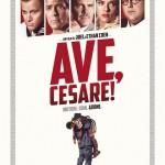 Il poster di Ave, Cesare!, il nuovo film dei fratelli Coen