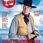 Gary Cooper in copertina su Film Tv