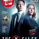 X-Files in copertina su Film Tv