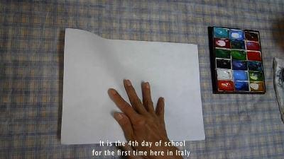 il quarto giorno di scuola