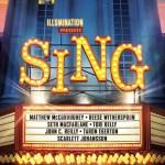Teaser e Poster di Sing: film d'animazione di Garth Jennings