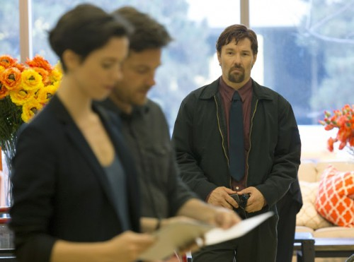 REBECCA HALL, JASON BATEMAN and JOEL EDGERTON star in THE GIFT