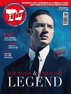 tom hardy legend film tv