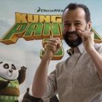 Incontro con Fabio Volo, la voce di Kung Fu Panda 3