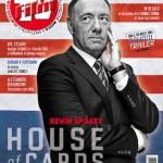 Kevin Spacey nella nuova stagione di House of Cards su Film Tv