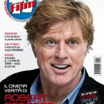 Robert Redford in copertina su Film Tv