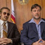 Russell Crowe e Ryan Gosling in The Nice Guys. Il trailer italiano