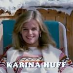 Goodbye Susan, muore Karina Huff