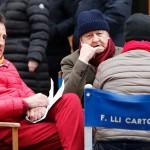 Massimo Boldi, Max Tortora, Giulio Base. Tra il calcio e il road movie