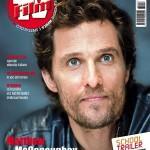 Matthew McConaughey in copertina su Film Tv