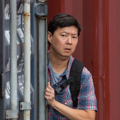 ken jeong un poliziotto ancora in prova