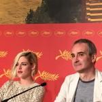 #Cannes2016 – Olivier Assayas e Kristen Stewart: comunicare con gli spiriti e l'iPhone