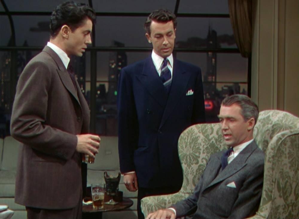Risultati immagini per nodo alla gola film 1948