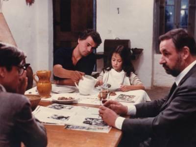 Tre fratelli, F. Rosi