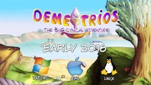 Demetrios – The BIG Cynical Adventure (PC)