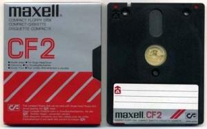 I floppy da 3 pollici trovarono applicazione pratica solo con le macchine di Amstrad