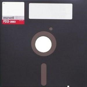 floppy disk da 8 pollici