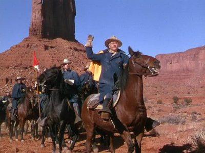 john wayne i cavalieri del nord ovest