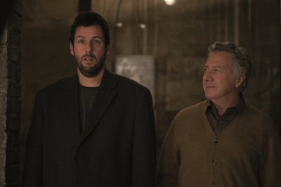 adam sandler dustin hoffman the cobbler