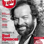Bud Spencer in copertina su Film Tv