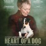Heart of a Dog di Laurie Anderson in sala il 13 e 14 settembre
