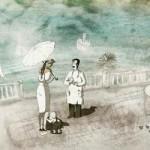 It's Raining di Anna Shepilova vince la 1° edizione di Animavì