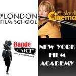 Le borse di studio per le Scuole di Cinema in Italia e all'estero
