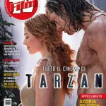 The Legend of Tarzan in copertina su Film Tv