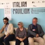 #Venezia73 – Il genio di Lorenza Mazzetti per Steve della Casa e Francesco Frisari