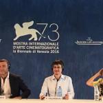 #Venezia73 – The Bleeder – Incontro con Liev Schreiber, Naomi Watts e Philippe Falardeau