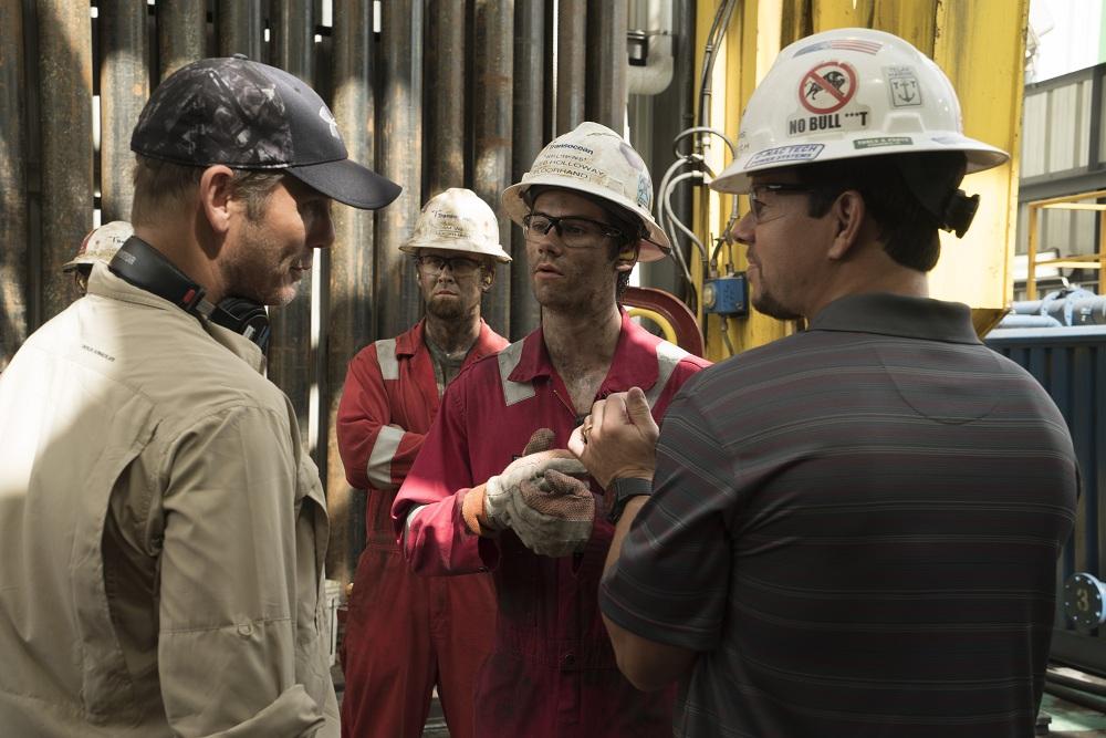 Wahlberg presenta 'Deepwater':