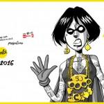 50 anni di LUCCA COMICS & GAMES. L'edizione 2016