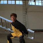 First Strike. Jackie Chan, l'Oscar, la leggendaria ladder scene