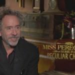 Miss Peregrine – La casa dei ragazzi speciali. Incontro con Tim Burton