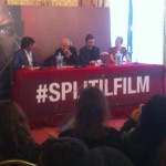 James McAvoy e M. Night Shyamalan presentano SPLIT