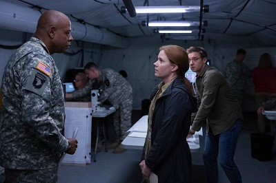 arrival forest whitaker amy adams jeremy renner