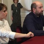 Mamma o Papa?. Incontro con Paola Cortellesi, Antonio Albanese e Riccardo Milani