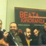Beata Ignoranza. Incontro con Massimiliano Bruno e il cast