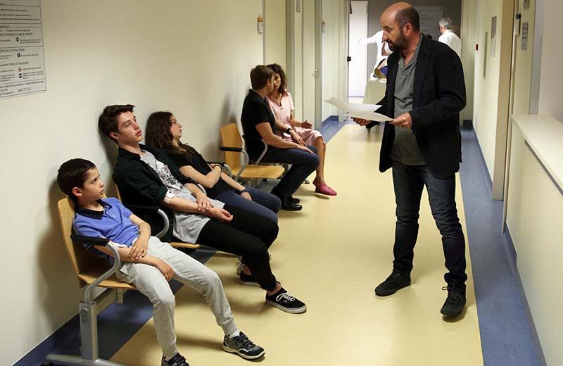 Verissimo, Paola Cortellesi e Antonio Albanese ospiti di Silvia Toffanin
