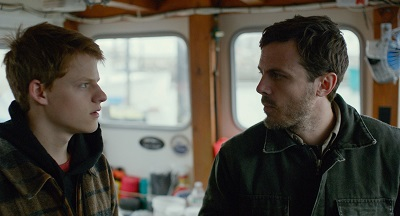 manchester by the sea Casey Affleck Lucas Hedges