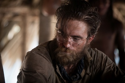 robert pattinson the last city of z