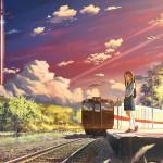 Oltre le nuvole. Il luogo promessoci, di Makoto Shinkai