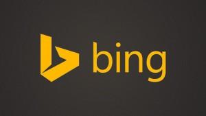Il logo di BING, il motore di ricerca di Microsoft