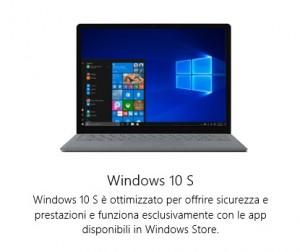 Windows 10 S: che manovra commerciale si nasconde dietro il lancio di questa nuova versione di Windows 10?