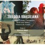 Trilogia Brasiliana: inizia il tour del progetto di Enrico Masi